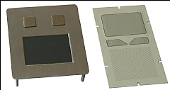IP68 vandal proof touch pads