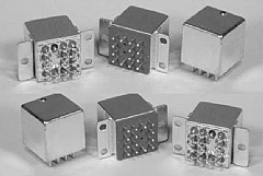 (8) Military Time Delay Relays